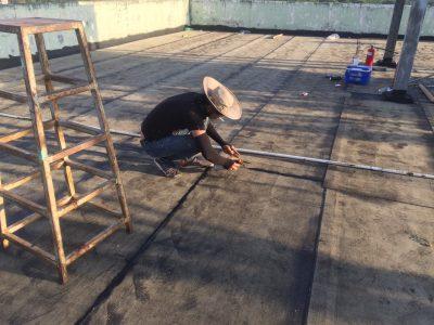 chống thấm sân thượng triệt để tphcm