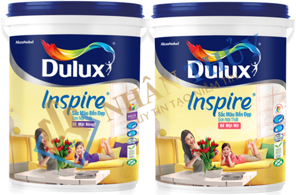 Sơn Dulux Inspire