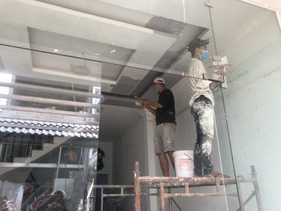 thợ sơn nhà tại thủ dầu 1