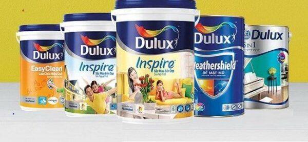 thùng sơn dulux