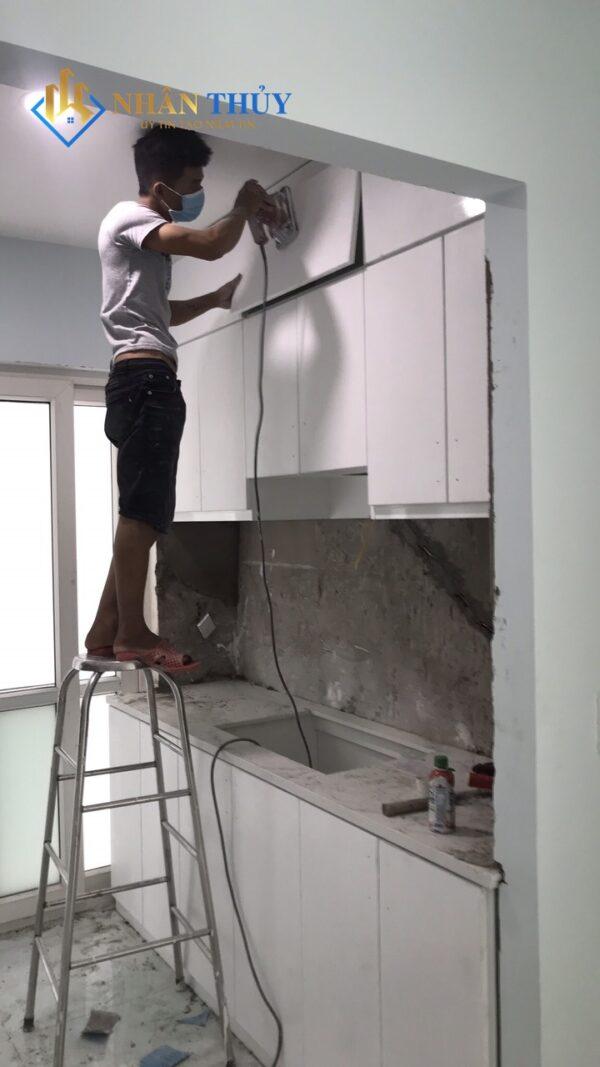 sửa căn hộ chung cư thủ đức