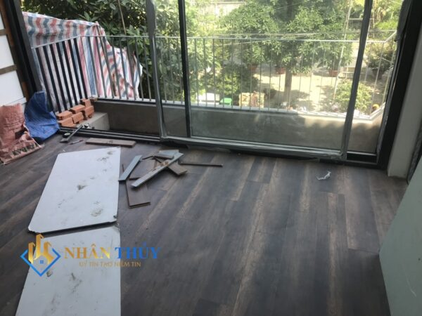 làm sàn gỗ tại quận 2