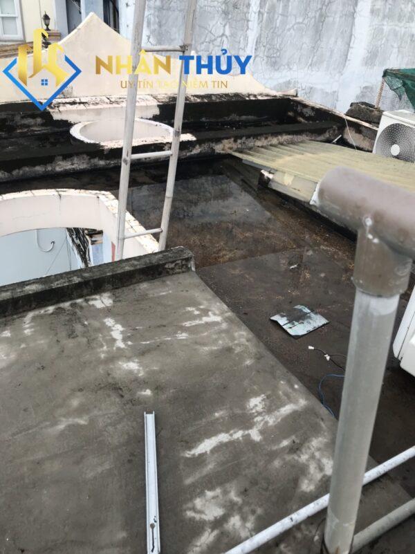 chống thấm sân thượng tại Đồng Nai