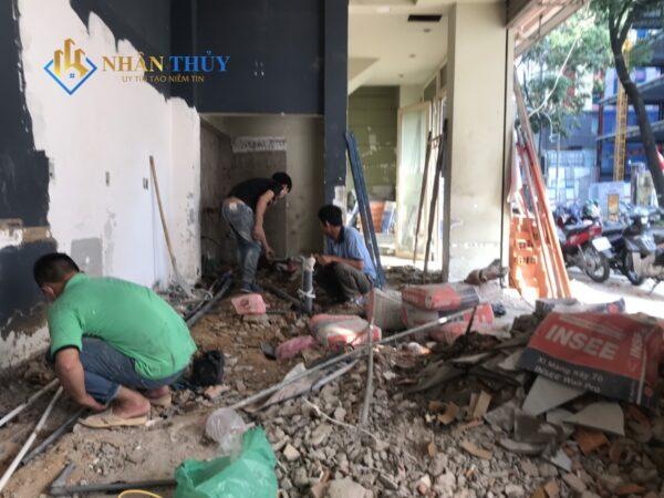 sửa chữa nhà tại quận 8