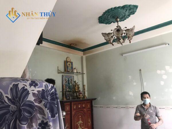 sơn nhà tại huyện long thành đồng nai