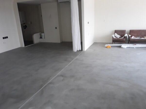 sơn sàn hiệu ứng bê tông tại biên hòa