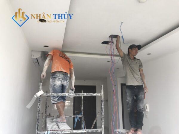 sơn nhà tại huyện long thành