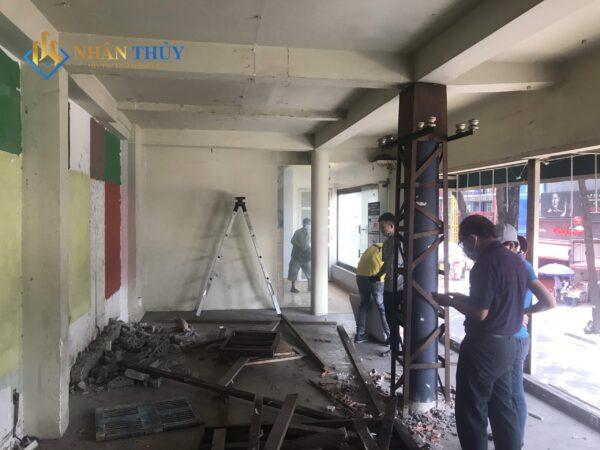 sửa chữa nhà trọn gói quận 3