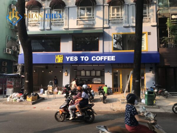 sửa chữa quán cafe quận 3