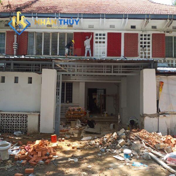 dịch vụ sửa chữa nhà tại nhà bè
