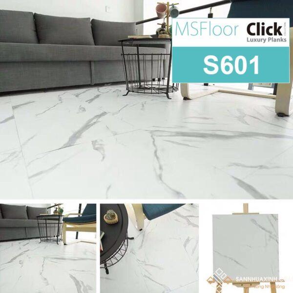 sàn nhựa giả đá vân trắng tphcm