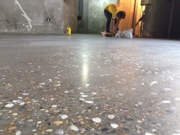sơn sàn nhà