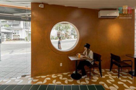 sơn giả bê tông pukaco