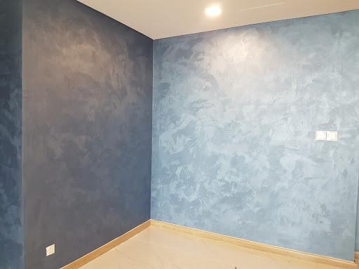 sơn hiệu ứng bê tông