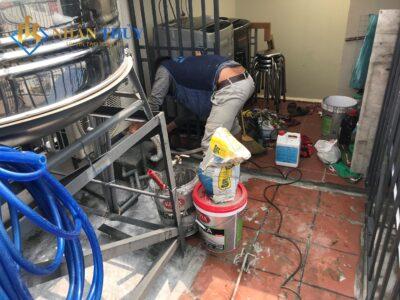 dịch vụ sửa nhà huyện nhà bè