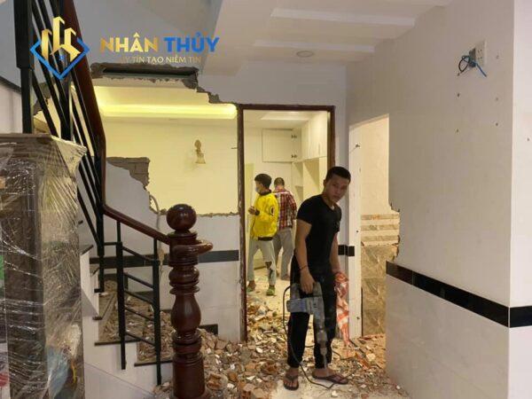 sửa chữa nhà huyện bình chánh