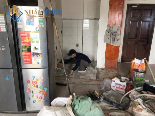 thợ sửa chữa nhà tại long an