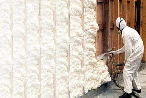 chống nóng tường nhà bằng foam
