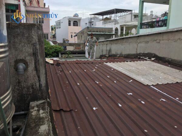 chống dột mái tôn quận 2