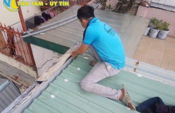thợ làm mái tôn quận bình thạnh