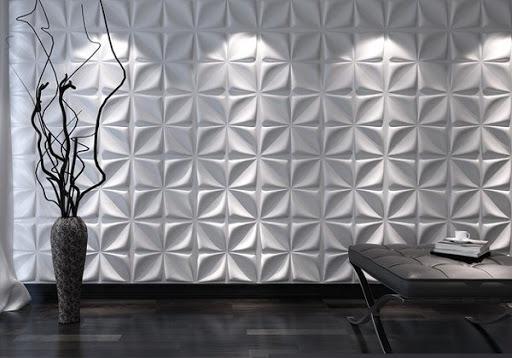 ốp gạch chống nóng tường nhà