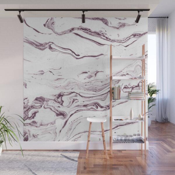 sơn tường đá cẩm thạch du