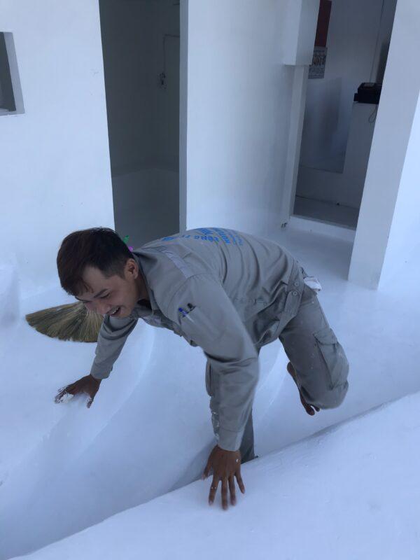 sơn sàn epoxy quận 1