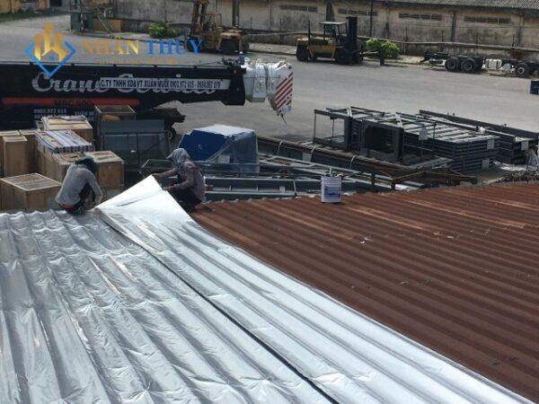 tấm chống dột mái tôn 1m