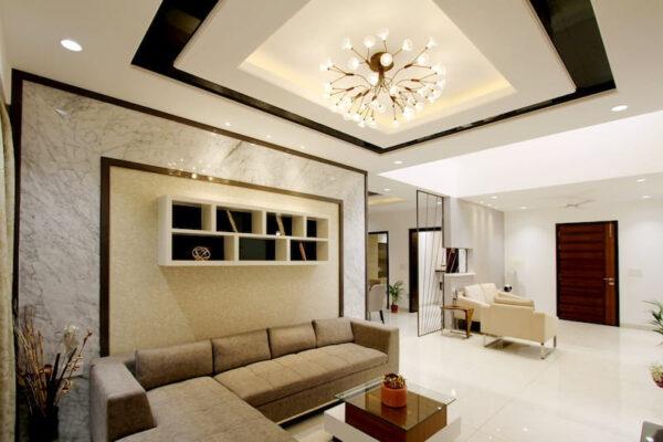 thiết kế thạch cao chung cư