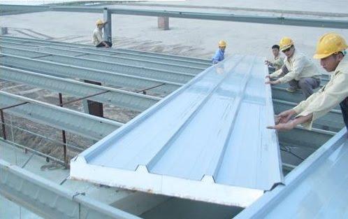 thợ làm mái tôn quận tân phú