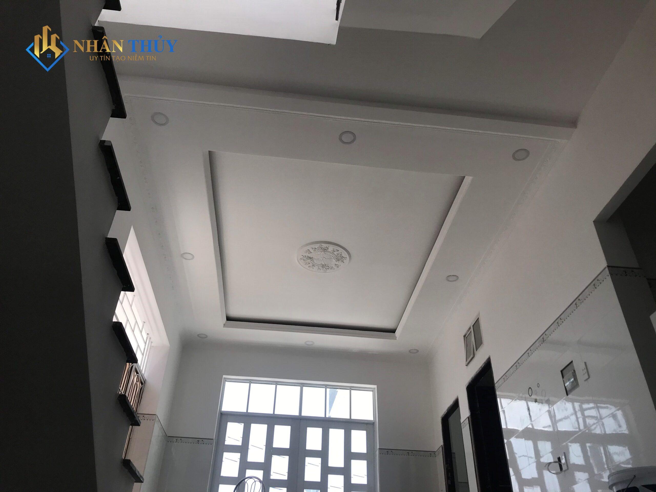 sơn sửa nhà quận tân phú