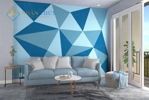 cách sơn tường nghệ thuật