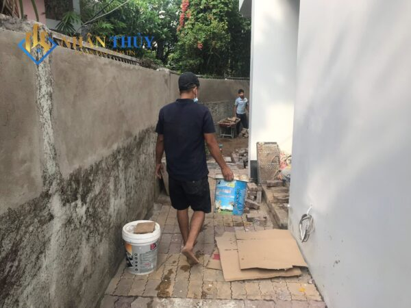 sửa nhà tại quận 2