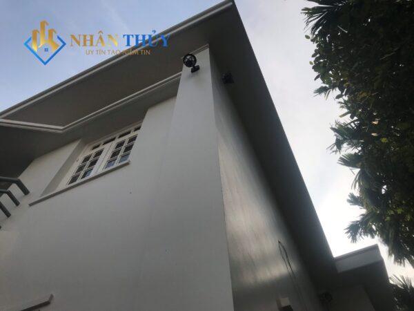 sơn nhà ngoại thất quận 2