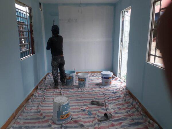 dịch vụ sơn nhà tại thị xã tân uyên