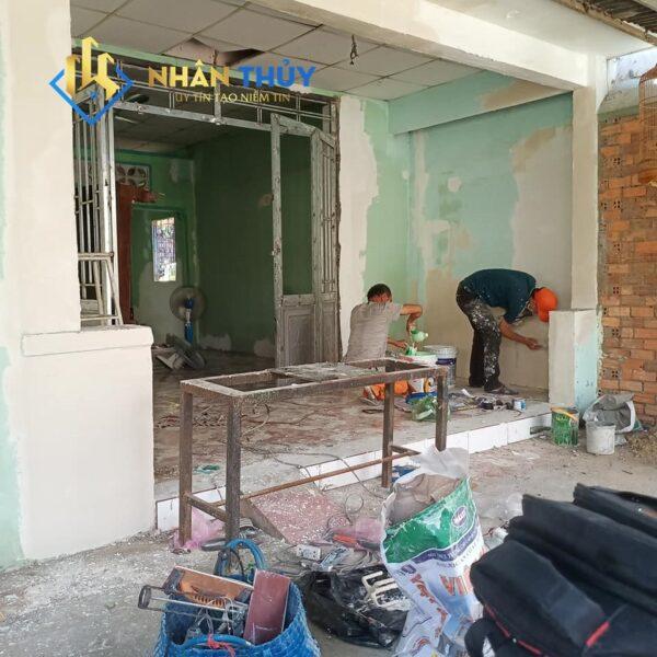 kinh nghiệm sửa nhà cũ