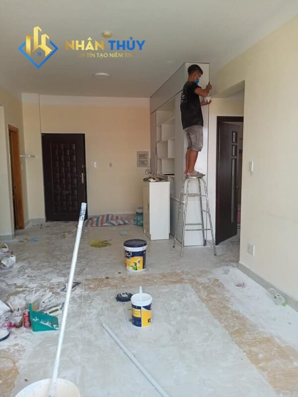 sơn nhà giá rẻ tân uyên