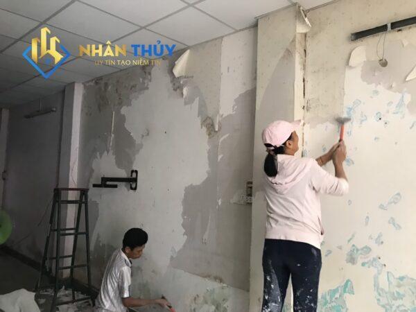dịch vụ sơn nhà tại tp dĩ an
