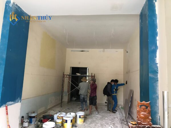 sơn nhà tại thị xã tân uyên