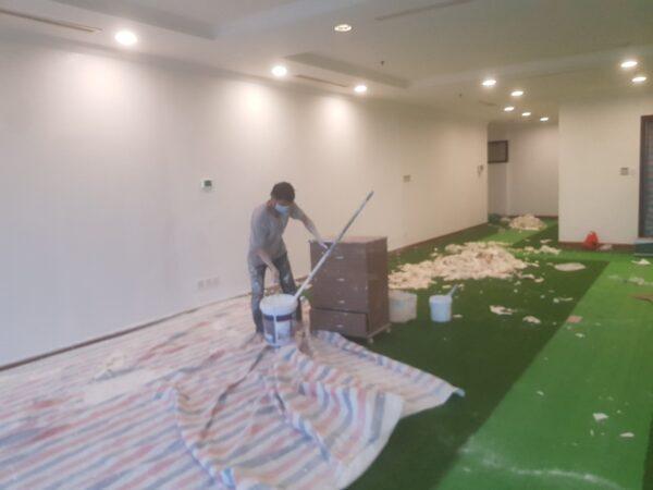thợ sơn nhà tại thuận an