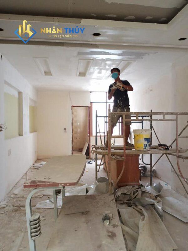 thợ sơn nhà tại tp thuận an