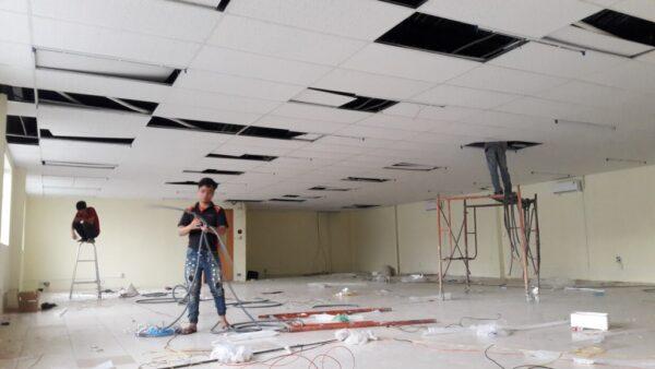 sửa chữa văn phòng tphcm