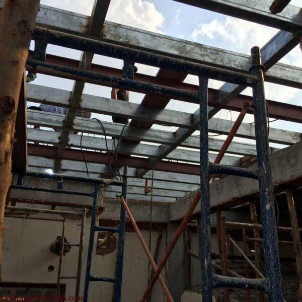 sửa chữa nhà cấp 4 tầng 2