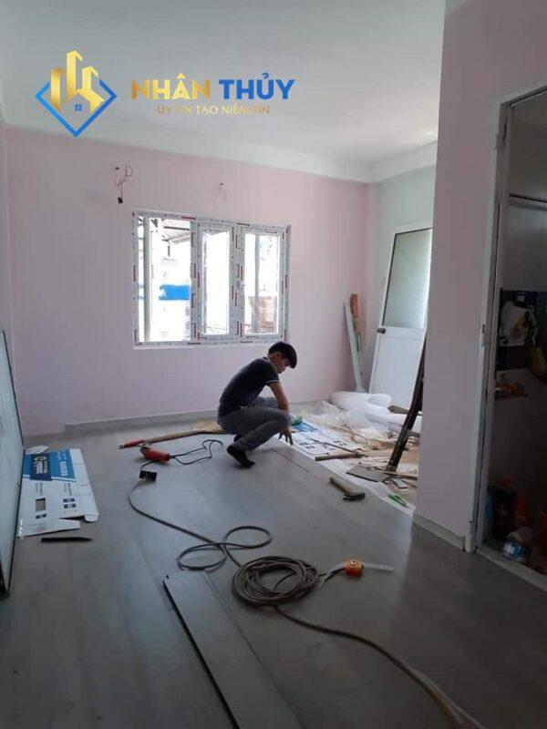 thợ sơn nhà tại thị xã bến cát