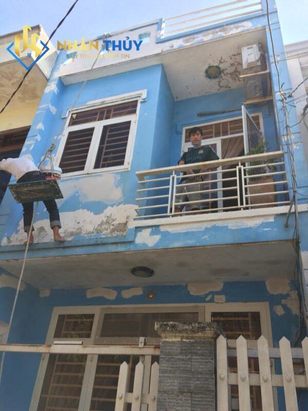 thợ sơn nhà tại tp mới bình dương