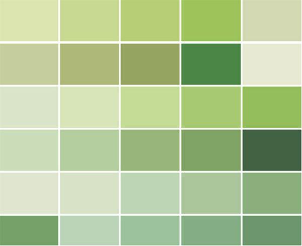 mệnh mộc sơn nhà màu gì