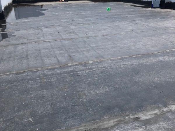 giấy dầu chống thấm sân thượng